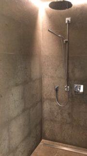 5* Hotel Neubau: Duschbereich
